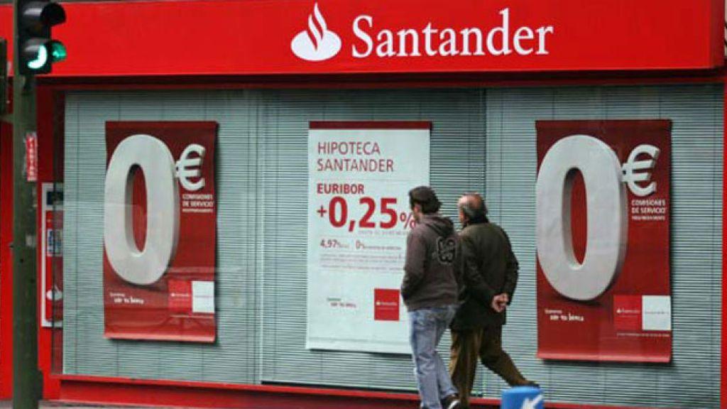 El Banco Santander anuncia un ERE: despedirá 3.700 trabajadores y suprimirá 1.150 oficinas