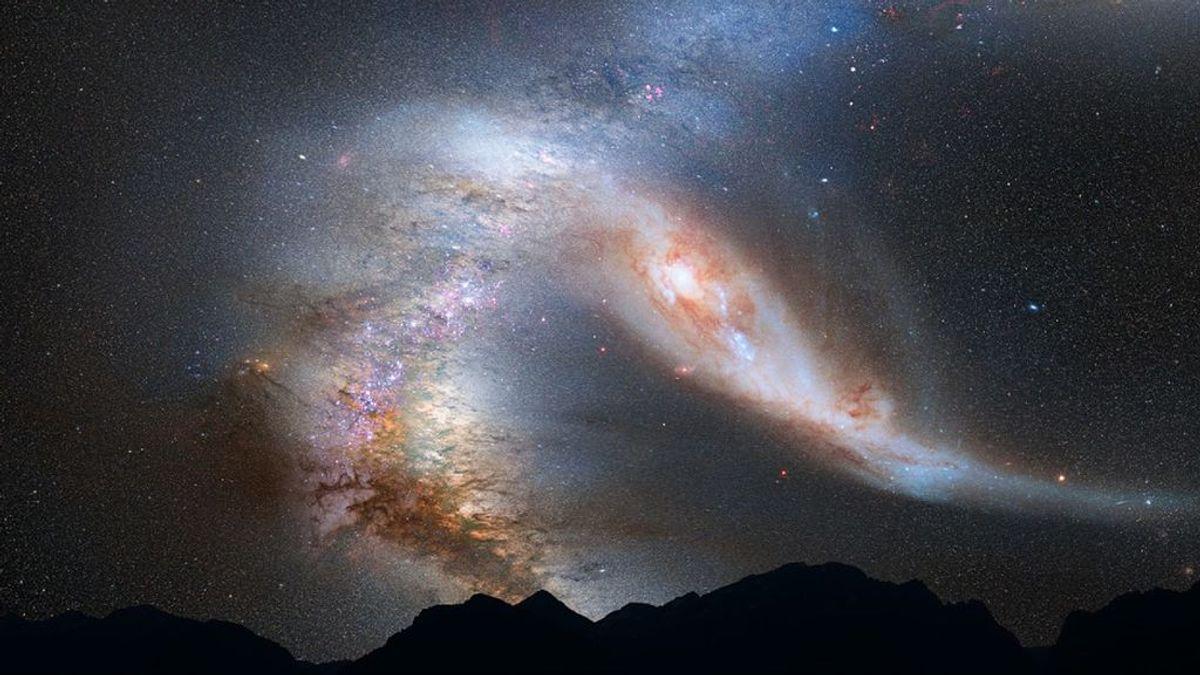Un grupo de científicos españoles descubren treinta galaxias más grandes que la Vía Láctea