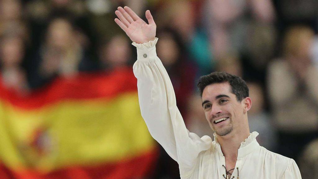 Javier Fernández, candidato al Princesa de Asturias de los Deportes de 2019