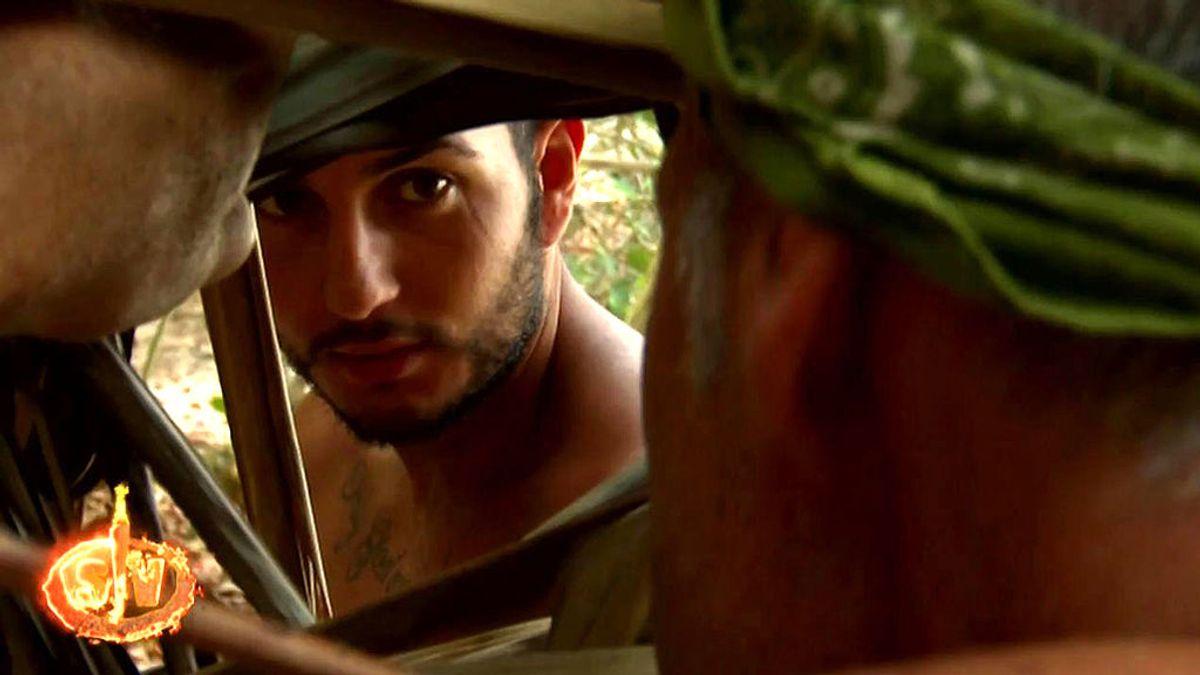 Omar Monte cuenta sus problemas con Chabelita