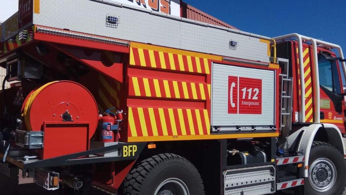 Día de incendios: una mujer herida en Berja y vecinos desalojados en Salobreña
