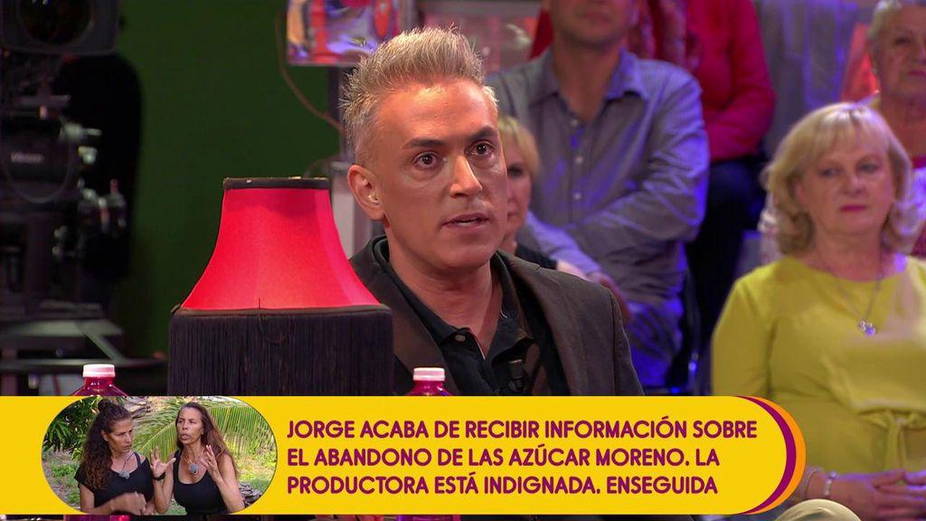 """Kiko Hernández: """"Rosa Benito ha sido pillada besando a un hombre en el AVE"""""""