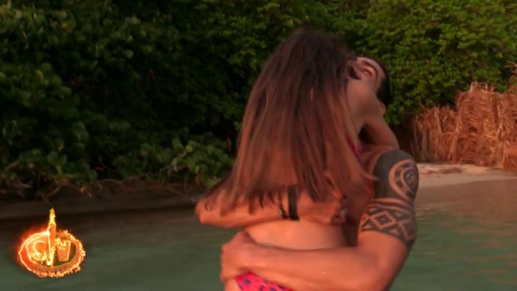 Violeta se sincera con Fabio tras su ruptura con Julen