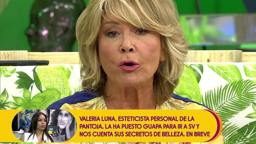 Los zascas de Mila Ximénez y Kiko Hernández a Marta Roca, la mujer de Chelo Gª Cortés