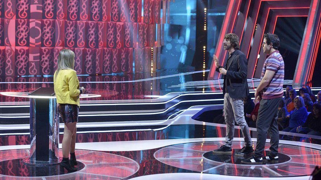 El estreno de 'Adivina qué hago esta noche' (9,6% y 1.375.000), mejor debut de un programa original esta temporada en Cuatro