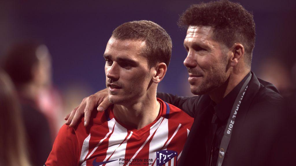 Día clave para el futuro de Griezmann en el Atlético: reunión entre la directiva y el jugador para aclarar su futuro