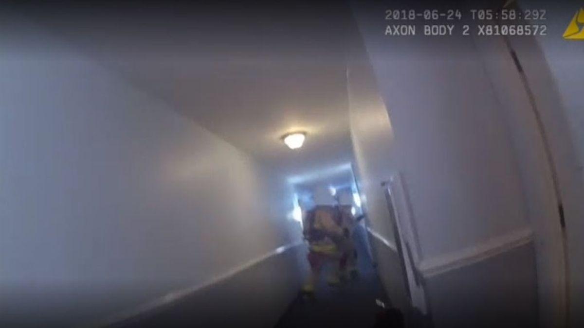 Impresionante tiroteo en una vivienda de San Diego
