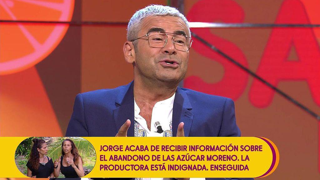 """Las confesiones amorosas de Jorge Javier: """"Me gustan jóvenes"""""""