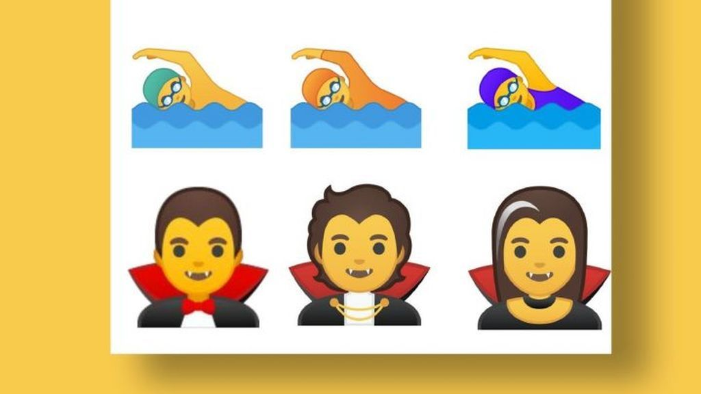Emojis neutros