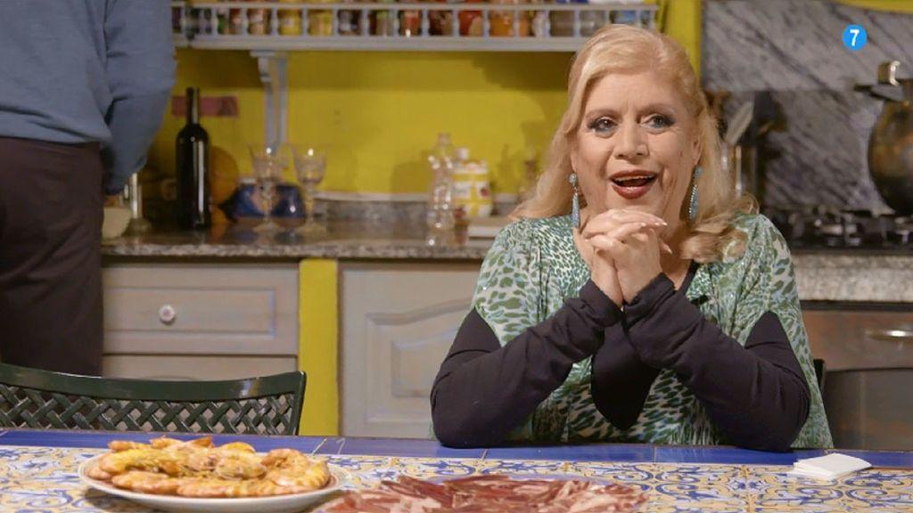 María Jiménez, en 'Mi casa es la tuya'
