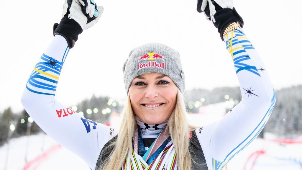 La esquiadora Lindsay Vonn gana el Premio Princesa de Asturias de los Deportes