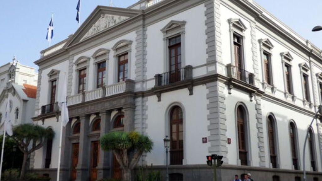 Denuncian el número de casos de cáncer en el edificio del Ayuntamiento de Santa Cruz de Tenerife