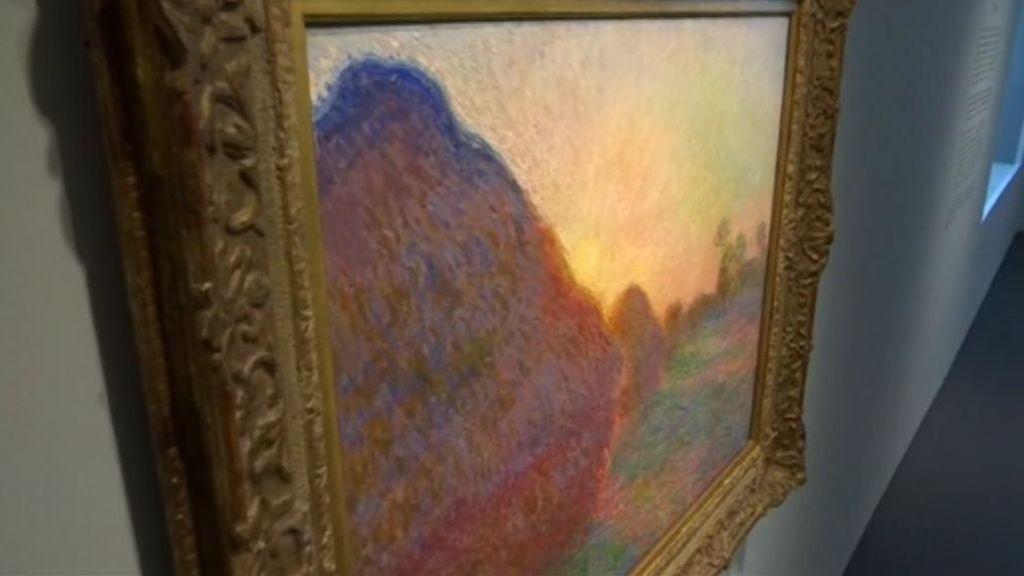 Un cuadro de Monet, subastado en Nueva York por 110,7 millones de dólares