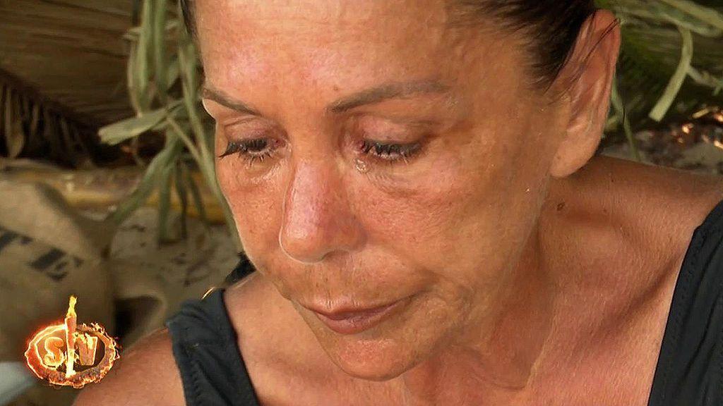 """Isabel Pantoja se derrumba recordando a su familia: """"Esto es durísimo"""""""