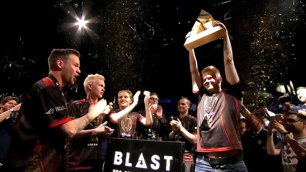 El fin de la era de Astralis: el equipo Ence da la sorpresa y se lleva el trofeo en la CSGO