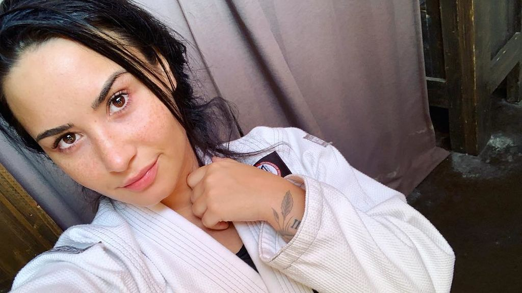 """Demi Lovato se siente orgullosa de su cuerpo: """"Me siento increíble y publicar esto me da poder"""""""