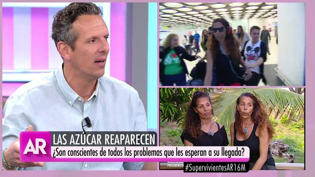 """Joaquín Prat carga contra las Azúcar Moreno: """"Han vagueado sistemáticamente y ahora abandonan"""""""