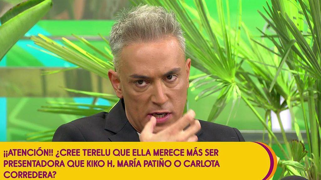 """""""He escuchado a Mª Teres Campos poner a parir a María Patino"""", asegura Kiko Hernández"""