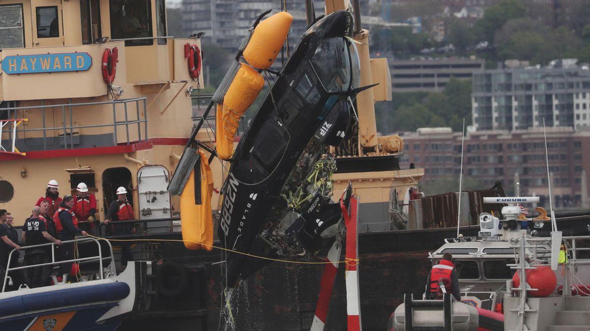 Accidente de helicóptero en el río Hudson (EE. UU.)