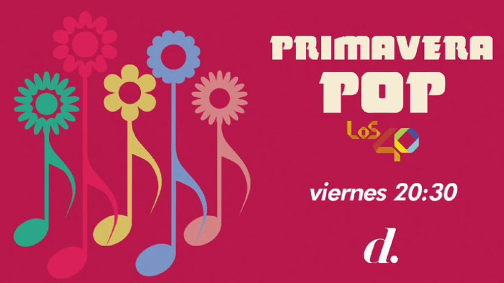 Divinity ofrece en directo el festival musical LOS40 Primavera Pop