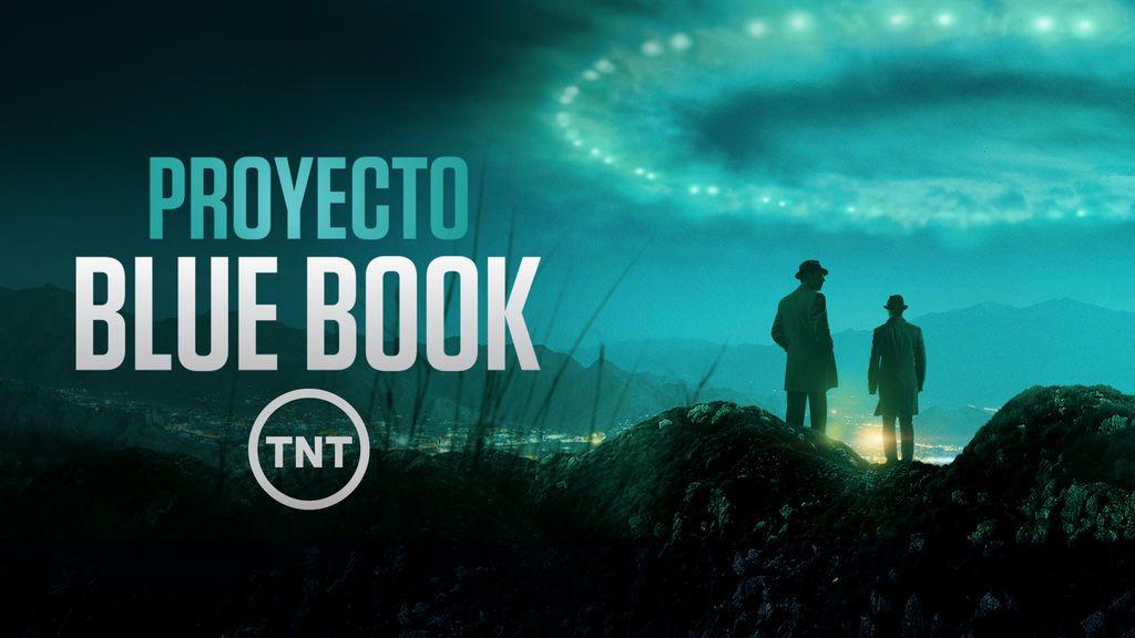 Llega 'Proyecto Blue Book': la serie paranormal que ha roto récords en Estados Unidos