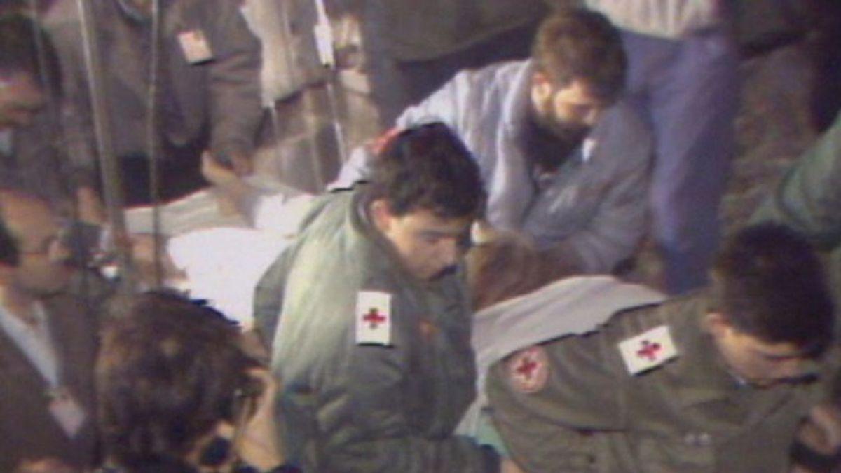 Alivio para las víctimas de ETA  tras la detención de Josu Ternera
