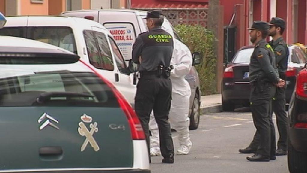 El presunto agresor de Montse fue hallado ensangrentado en la playa de Muxía