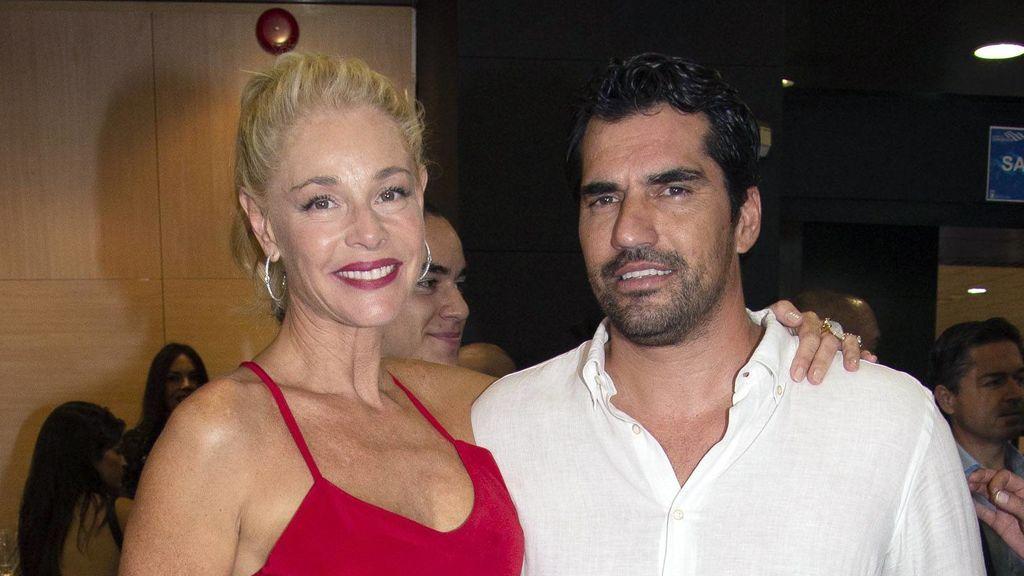 Belén Rueda anuncia que ha roto su relación con Francis Malfatto