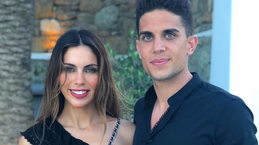 "Melissa Jiménez posa por primera vez con su tripa premamá en la Feria de Sevilla: ""Yo también estuve"""