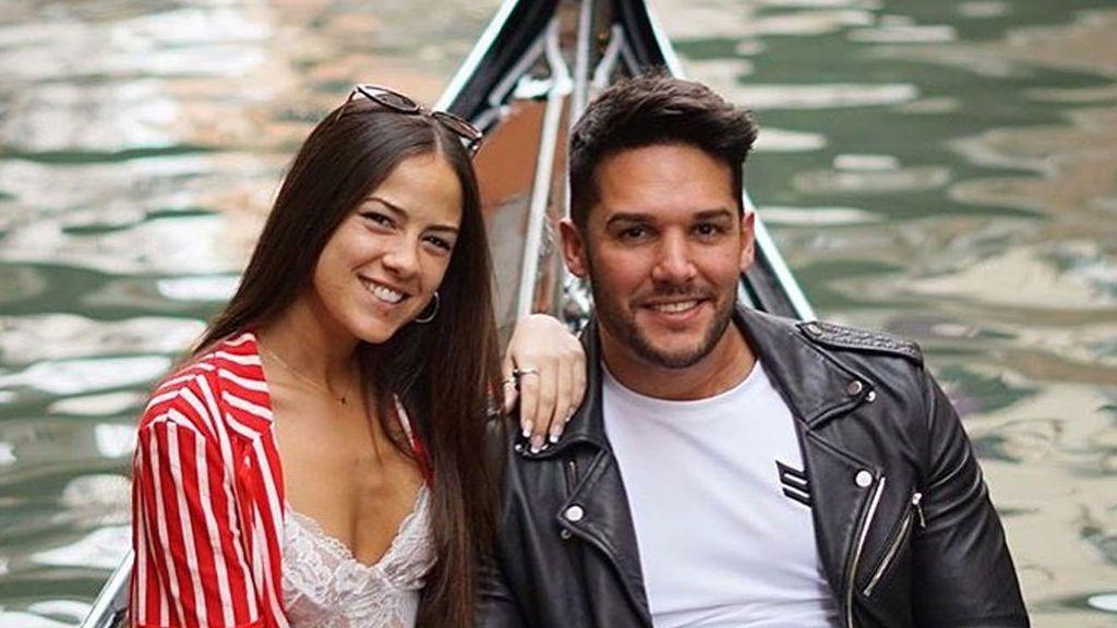 Santana y Melyssa 'MyH' viven su primera crisis durante un viaje a Italia