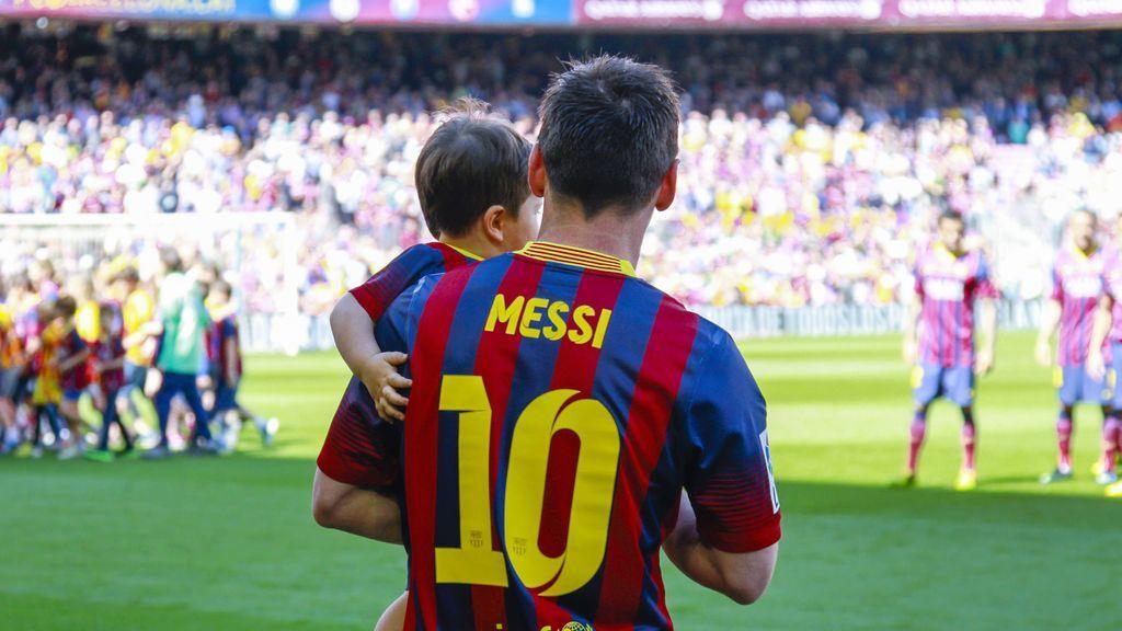Marc Márquez, Leo Messi y Pau Gasol: el 'boom' de los nombres de deportistas para bebés en Cataluña