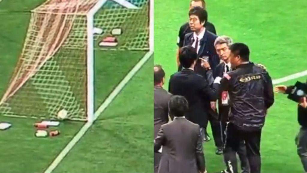 El clamoroso caso de un gol legal anulado en Japón: el VAR más necesario que nunca