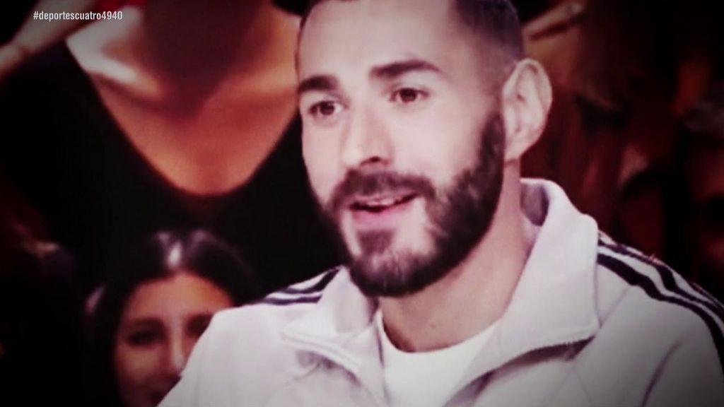 """Los elogios de Karim Benzema a su entrenador: """"Zidane es como mi hermano mayor, le considero de mi familia"""""""