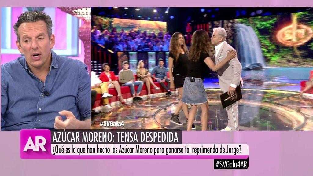 La teoría de Joaquín Prat sobre el enfado en Mediaset con las Azúcar Moreno