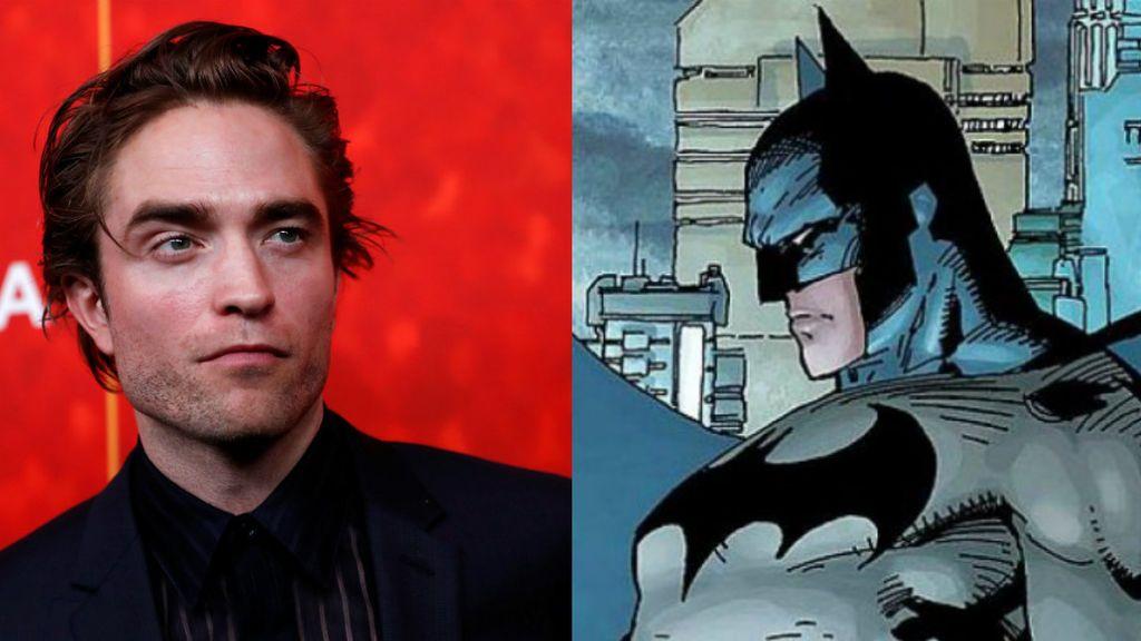 Robert Pattinson será el próximo Batman en la película de Matt Reeves