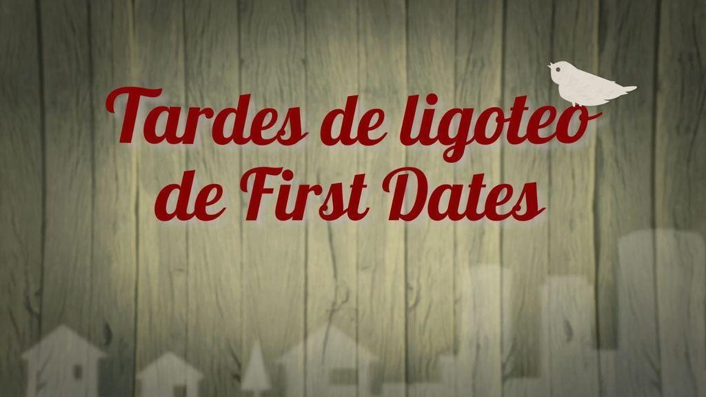 Tardes de ligoteo de First Dates ¡No faltes!