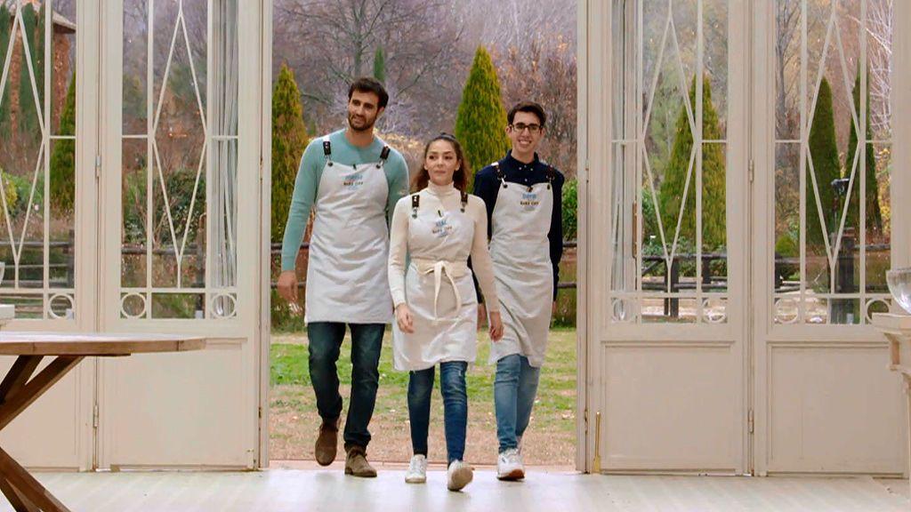 'Bake Off España' proclama al mejor pastelero amateur de nuestro país