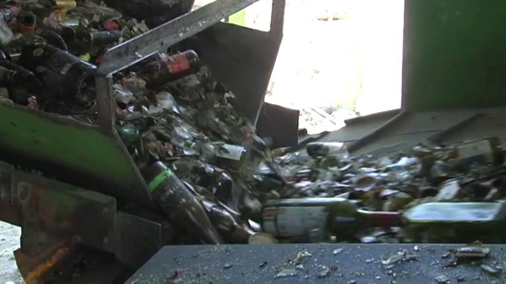 Día Internacional del Reciclaje: casi 900.000 toneladas de vidrio se reciclaron en España el pasado año