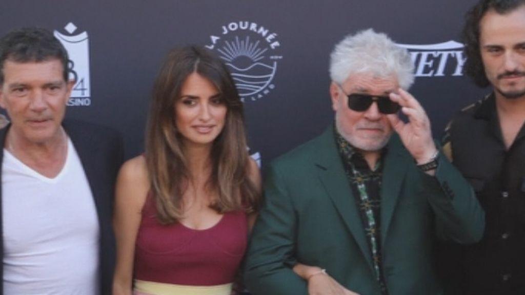 Pedro Almodóvar presenta Dolor y gloria en Cannes