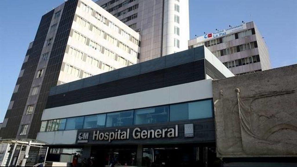 Personal de Urgencias del Hospital La Paz convocan una jornada de huelga
