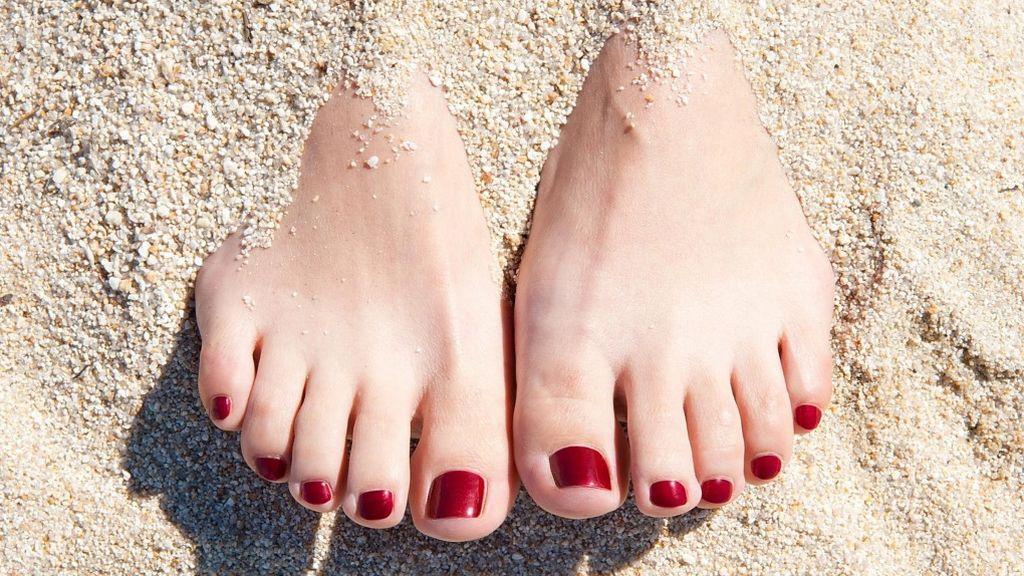 ¡SOS! Descubrimos nuestros pies