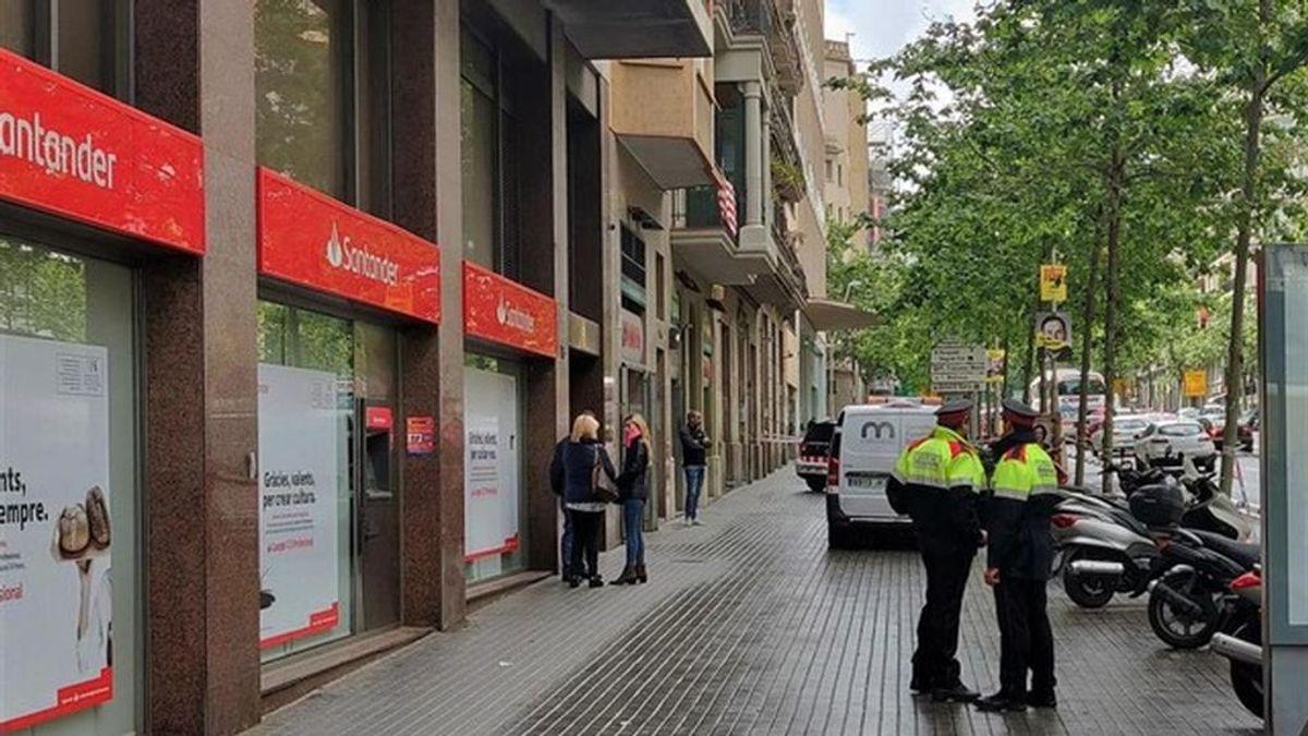 Muere un hombre tiroteado en pleno Eixample de Barcelona