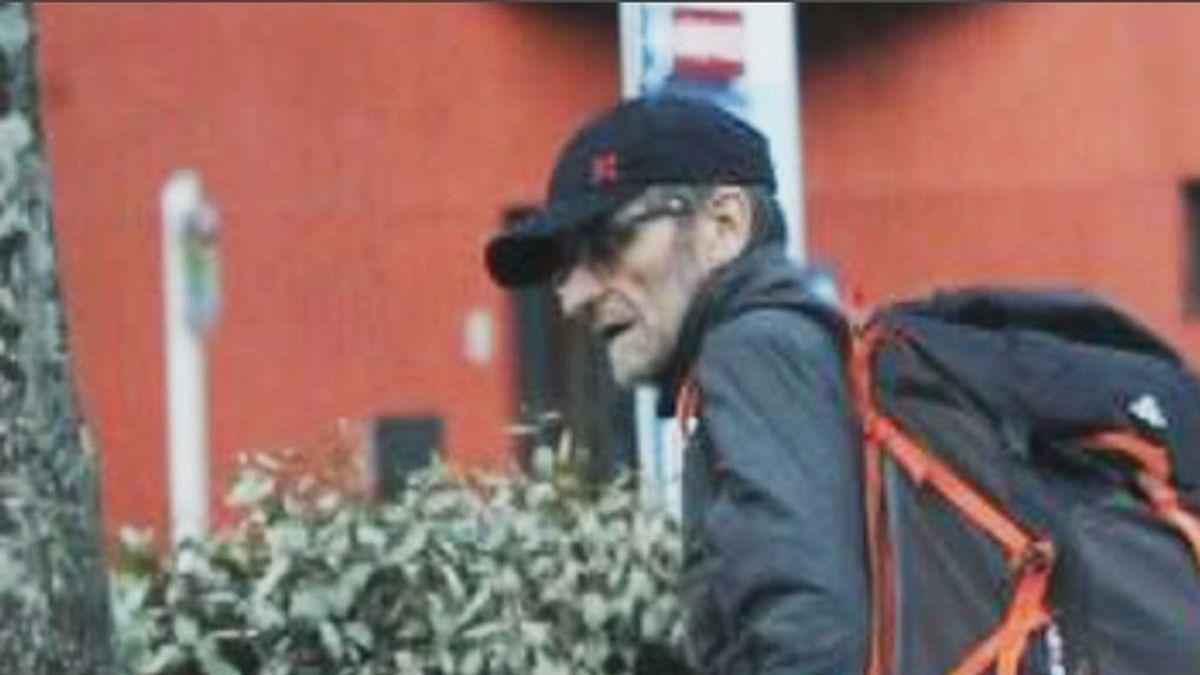 Josu Ternera intentó confundir a la policía en su detención
