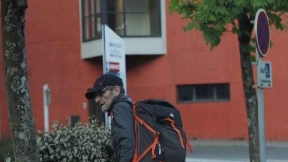 Josu Ternera vivía en un refugio y llevaba 4.000 euros encima al ser detenido