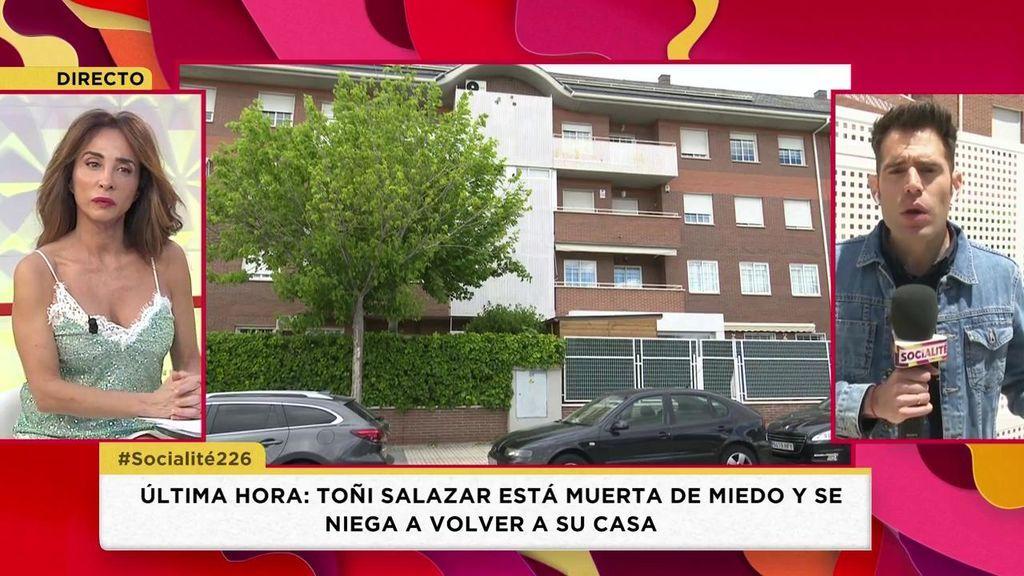 Última Hora De Toñi Salazar