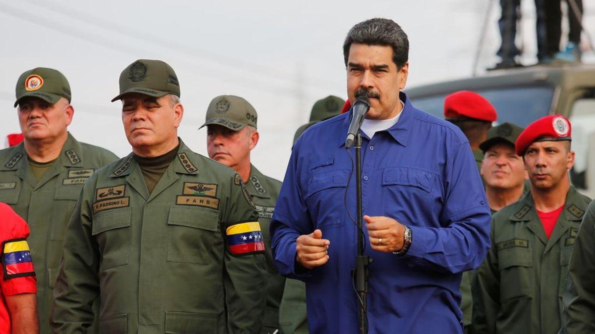 """Maduro asegura que se han """"iniciado con buen pie"""" las conversaciones con la oposición en Noruega"""