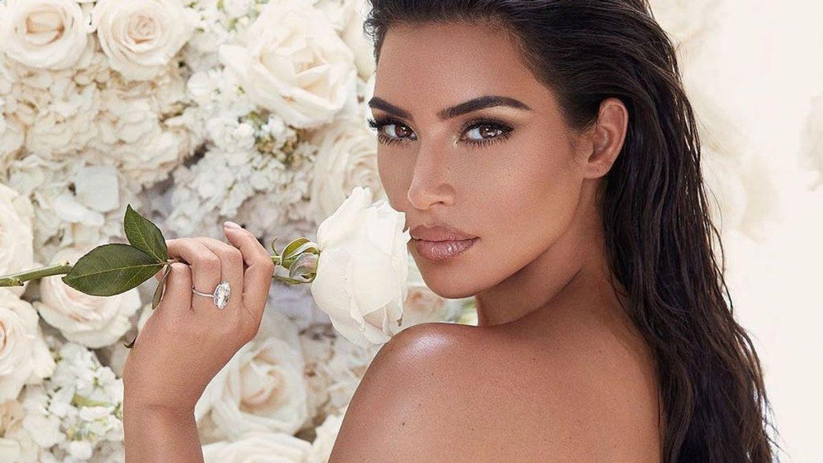 """Kim Kardashian comparte la primera foto de su bebé y confiesa su nombre: """"Tenemos todo"""""""