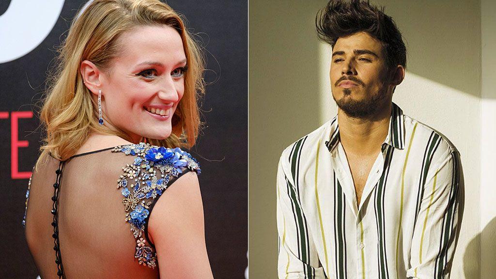 Mireia Belmonte, ¿ilusionada en el amor con un ex de Operación Triunfo?