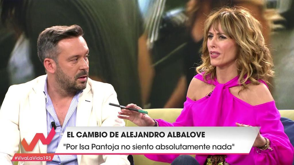 Emma García para a Kike Calleja
