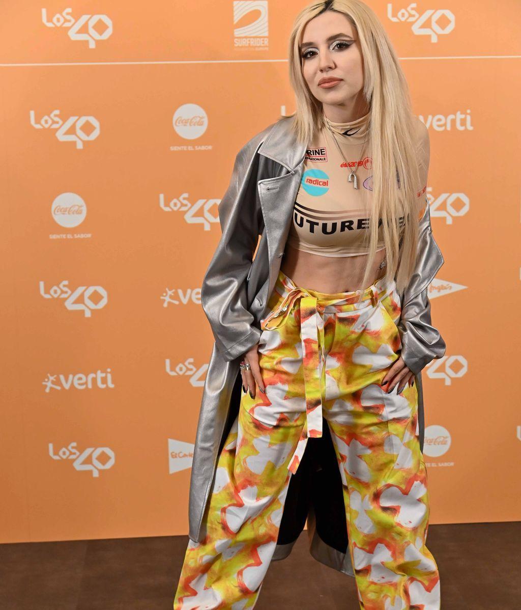 Ava Max en LOS40 PRIMAVERA POP 2019
